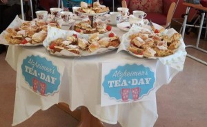 Alzheimers tea party